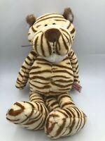 NICI Tiger Wild Friends Plush Kids Soft Stuffed Toy Animal Teddy Bear Beanie