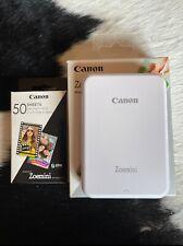 Canon Zoemini mobiler Fotodrucker - Weiß