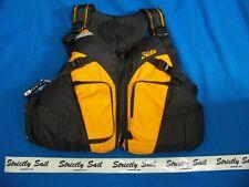 Hobie Thin Back PFD, Men's Large, Mango Life Jacket