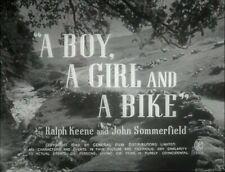 A Boy a Girl and a Bike - DVD - 1949 -John McCallum, Honor Blackman,Diana Dors