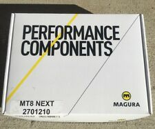 Magura Next MT8 270120 Carbon lever mountain bike disc brake.