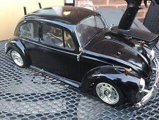 Tamiya 1/10 RC VW Beetle Coche, M-02L chasis, Radio Gear, Batería Kyosho, Hpi