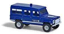 BUSCH 8373 Escala N, Land Rover Defender THW #nuevo en emb. orig.#