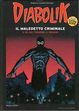 DIABOLIK EXTRA SERIE n.1 IL RE DEL TERRORE REMAKE suppl.a PANORAMA 2006
