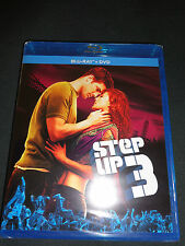 STEP UP 3-NY City street dancers are pitted against world's best hip hop dancers