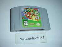 SUPER MARIO 64 game cartridge - NINTENDO 64 N64 system - AUTHENTIC