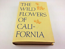 The Wild Flowers of California Mary Parsons Margaret Buck illustrated 1960