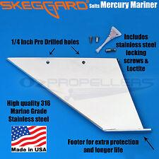 Mercury Mariner BIG FOOT 40-50-60hp 2 & 4 Strokes (2003 & Newer) SKEG GUARD