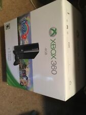 Xbox 360 4GB System Console with Peggle 2 Bundle New Sealed