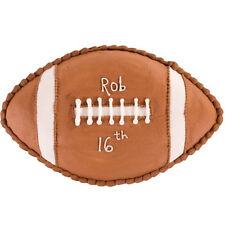Small Football Pantastic Cake Pan oven safe at 375 from CK #603 - NEW