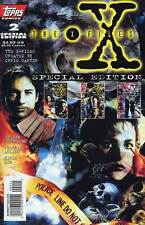 THE X-FILES #2 VF / NM 1995 SPECIAL EDITION TOPPS COMICS REPRINTS ISSUES 4,5,6