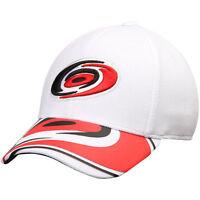 Carolina Hurricanes Reebok NHL Face-Off Draft Flex Fitted Cap Hat - Size: S/M