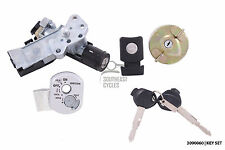 New Ignition switch barrel key set  for Honda Lead NHX 110/SCR 110