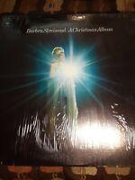 Barbra Streisand A Christmas 1967 NM Vinyl LP Barbara Holiday Columbia in Shrink