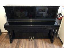 Klavier C. Bechstein W. Hoffmann V-120LE schwarz