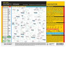 Sextant (6) - Hilfstafel Astronavigation, Info-Tafel # Sterne Astro Dreipunkt DP