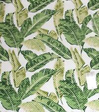 3 Coastal Collection Tropical Leaves Textured Bath Hand Towels Wash Cloth NWT