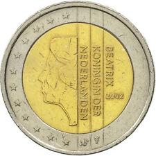 [#463269] Pays-Bas, 2 Euro, 2002, SUP, Bi-Metallic, KM:241