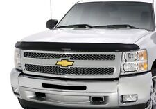 2011-2014 CHEVY SILVERADO 2500/3500 HD SMOKE BUGSHIELD--LOCAL PICKUP ONLY.