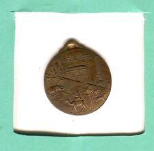 Rare Médaille  Souvenir de L'Exposition Coloniale Internationale Paris 1931.