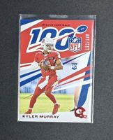 2019 Panini Chronicles NFL 100 Kyler Murray Rookie RC Red Parallel # /199 Rare