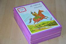 lot 10 Livres contes illustrés série RACONTE-MOI n°1 à 10