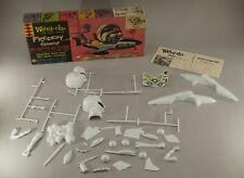 Original 1963 Weird-Ohs Freddy Flameout Model Kit In Original Box Nice!