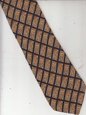 Lanvin-Authentic-100% Silk Tie-Made In France-La38- Men's Tie