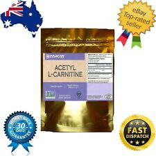 MRM, Acetyl L-Carnitine, 500 mg, 60 Vegan Capsules (foil ziplock bag)