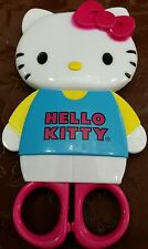 SANRIO HELLO KITTY  SCISSORS with SHAPED CASE   BRAND NEW for kids