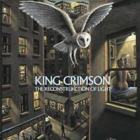 King Crimson  The ReconstruKction of Light (CDDVD)