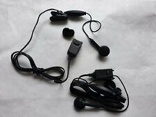 Nokia 5110,6110 Wired PHF Mono Headset in Black. Brand New