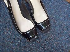 Peep Toe Heels Women's Synthetic Leather NEXT