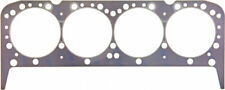 "FEL-PRO 1004 Block Cylinder Head Gasket Bore - 0.041"" P/N Fits Chevy Small Block"