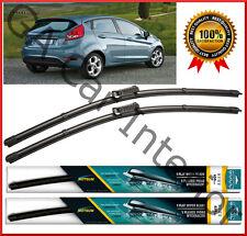 Front Wiper Blades Ford Fiesta 2008 2009 2010 2011 58 59 60 61 12 62