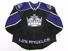 LOS ANGELES KINGS AUTHENTIC THIRD REEBOK EDGE 2.0 7287 JERSEY GOALIE CUT 58