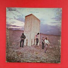 WHO Who's Next LP Vinyl VG Cover VG MCA 2023