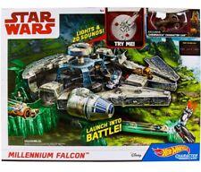 Star Wars - Millennium Falcon Hot Wheels Set - Loot - BRAND NEW
