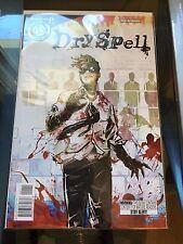 Dry Spell #1 Action Lab Danger Zone Comics Ken Krekeler Dry Spell