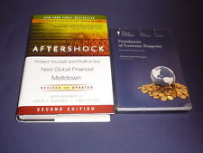 Teaching Co Great Courses DVDs  FOUNDATIONS of ECONOMIC PROSPERITY   new + BONUS
