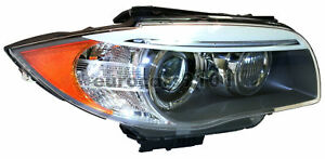 New! BMW 128i Valeo Front Right Headlight 44804 63117273842