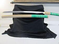 JAPANESE SAMURAI KATANA SWORD IN SHIRASAYA SIGNED MASAYASU NTHK PAPER