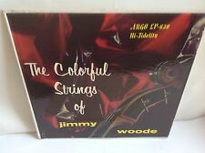 JIMMY WOODE - Colorful Strings ~ ARGO 630 {dg orig} w/Mike Simpson, Terry ->RARE