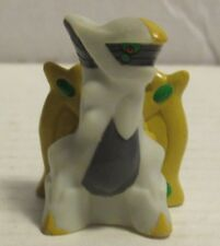 2009 Authentic Pokemon Finger Puppet Reshiram Edition Arceus Nintendo Bandai