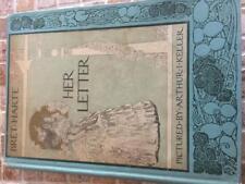 Her Letter. by Bret Harte, illus Arthur Keller, 1905 1st edition