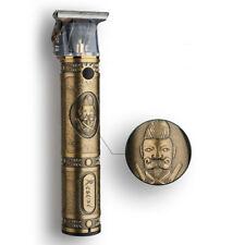 Profi USB Haarschneider Haarschneidemaschine Keramik Trimmer Bartschneider DE