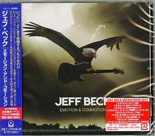 JEFF BECK-EMOTION & COMMOTION-JAPAN CD BONUS TRACK D62