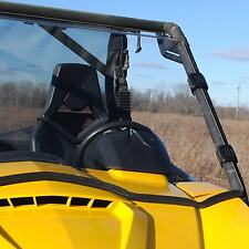 Can am Commander 800 1000 Scratch Resistant UTV Full Front Windshield All Year