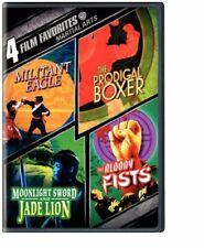 4 Film Favorites: Martial Arts Dvd