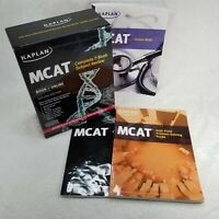 Kaplan Test Prep: MCAT Second Edition Complete 7-Book Subject Review & More 2015